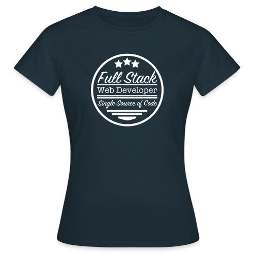 Full Stack Web Developer - Women's T-Shirt