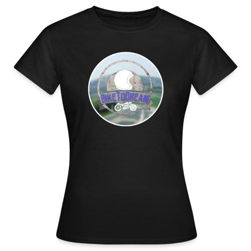 BikeToDream - T-shirt Femme