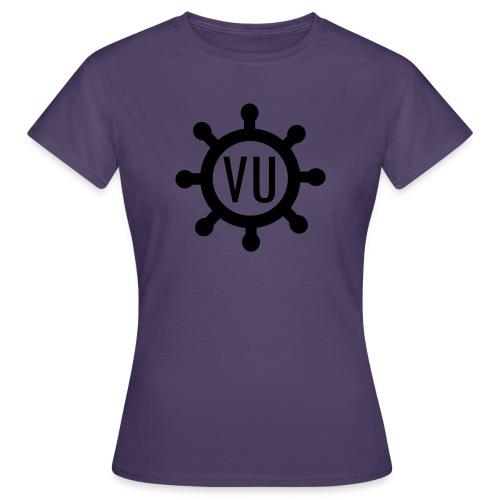 CRONA VU CIRCLE - Dame-T-shirt