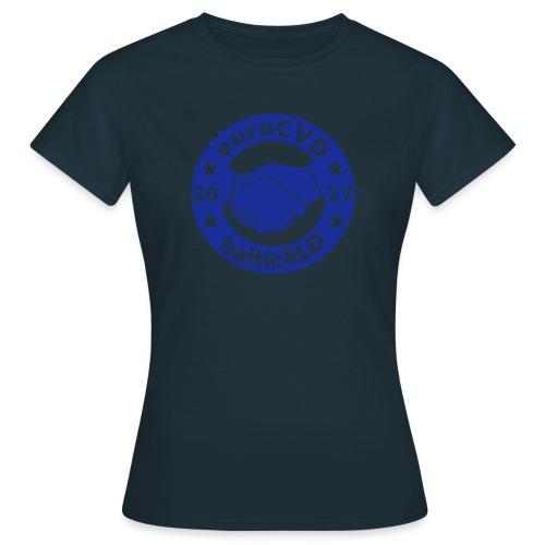Joint EuroCVD-BalticALD conference womens t-shirt - Women's T-Shirt
