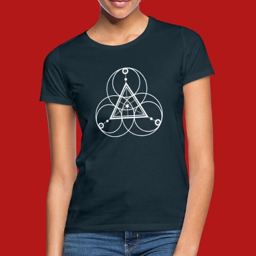 ge ome trie 2 - T-shirt Femme