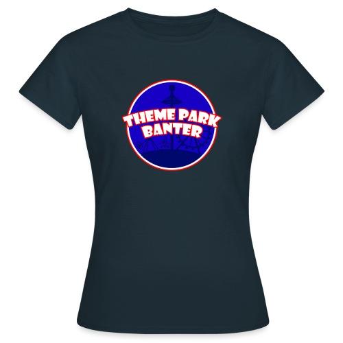 theme park banter logo - Women's T-Shirt