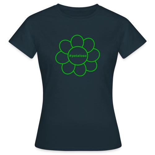 #petaloso - Maglietta da donna