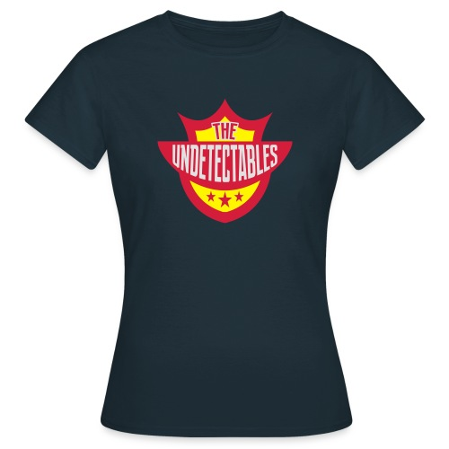 Undetectables voorkant - Vrouwen T-shirt