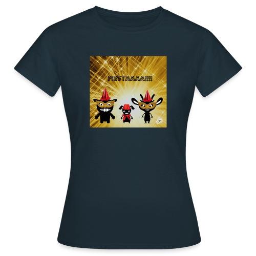Fiestaaa - T-shirt Femme