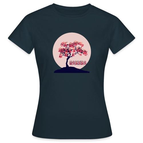 CR - Sakura - Camiseta mujer