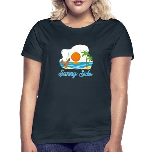 Sunny side - Maglietta da donna