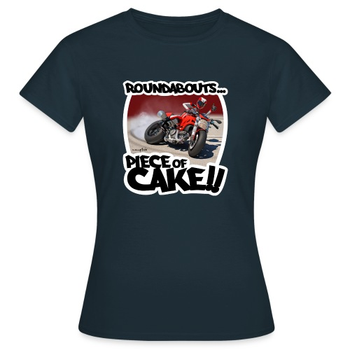 Ducati Monster Skidding - Camiseta mujer