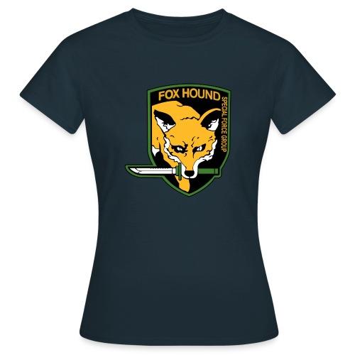 Fox Hound Special Forces - Naisten t-paita