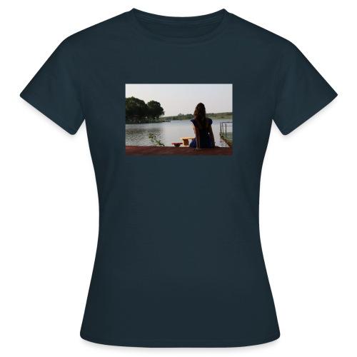 Paisaje Paraguayo y Paraguayita - Camiseta mujer