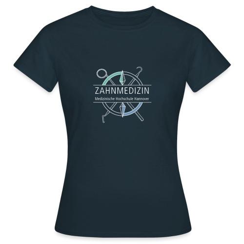 Zahnmedizin Hannover (weiß) - Frauen T-Shirt