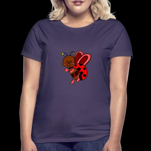 marienkaefer bunt - Frauen T-Shirt