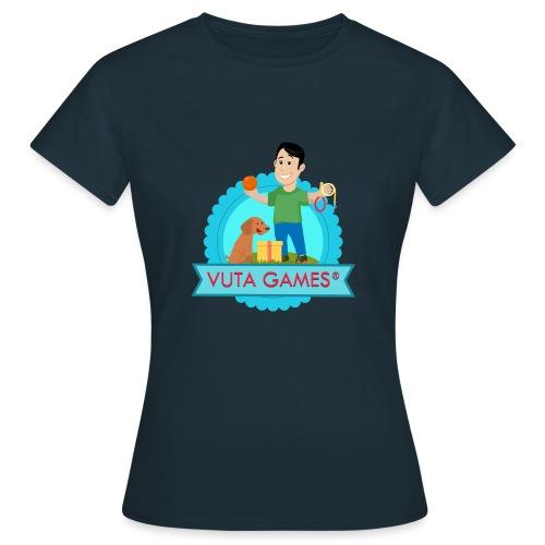 VUTA GAMES® - T-shirt Femme