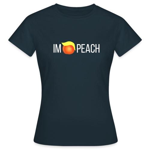 IMPEACH / Light Unisex Hoodie Sweat - Women's T-Shirt