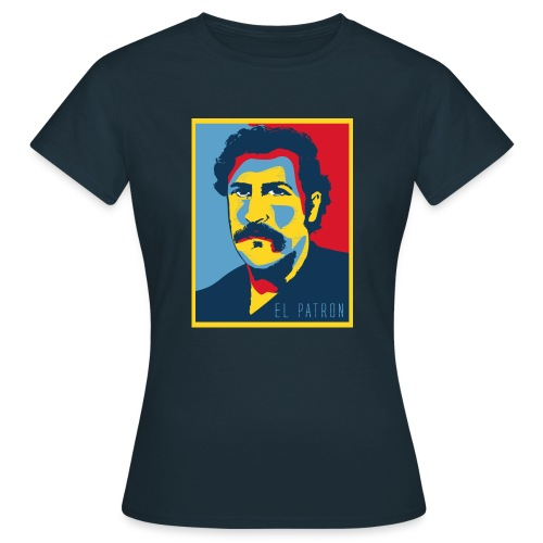 Retro - Camiseta mujer