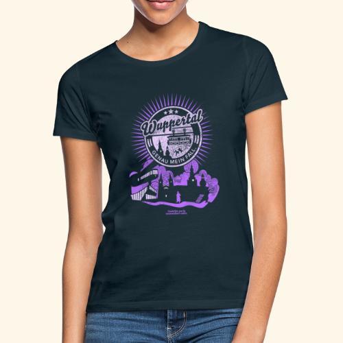 Wuppertal T Shirt Design Spruch Genau mein Fall - Frauen T-Shirt