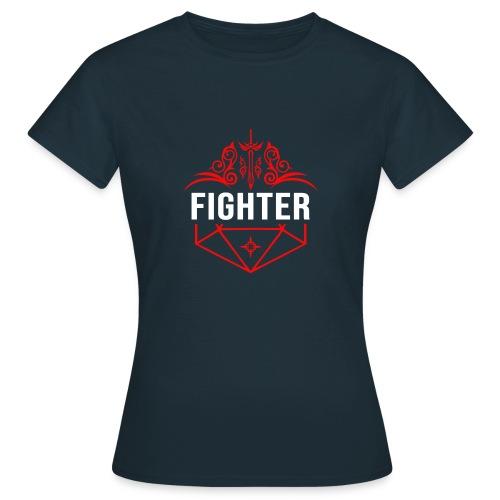 Class: fighter - Koszulka damska