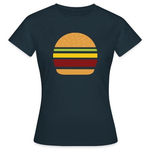 Logo Burger Panhamburger - T-shirt Femme