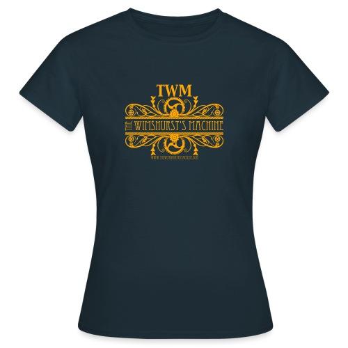 TWM nuova grafica 2016 oro png - Maglietta da donna