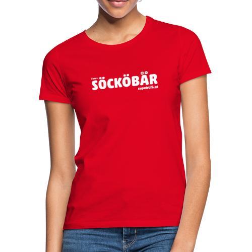 supatrüfö söcköbär - Frauen T-Shirt