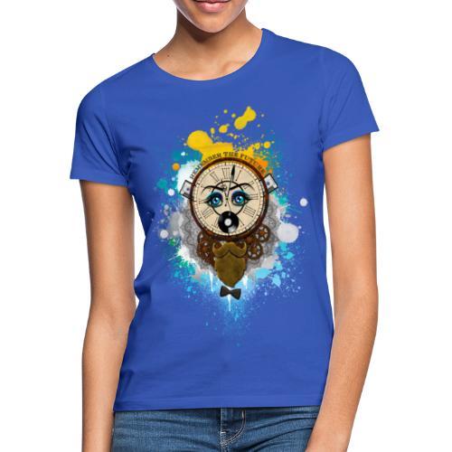 Remember the futur Souviens toi du futur - T-shirt Femme