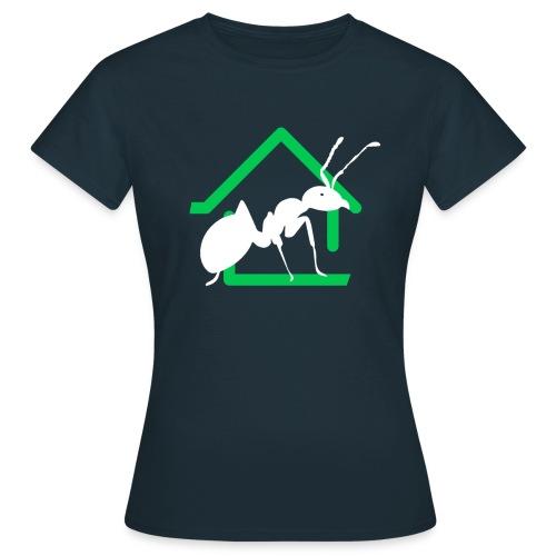 AntsHome Dark - Frauen T-Shirt