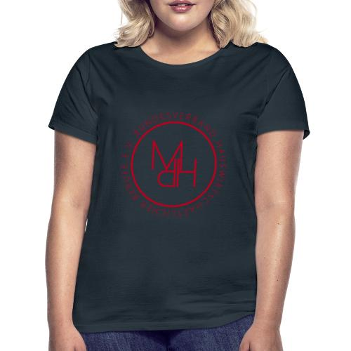 MdH-Siegel - Frauen T-Shirt