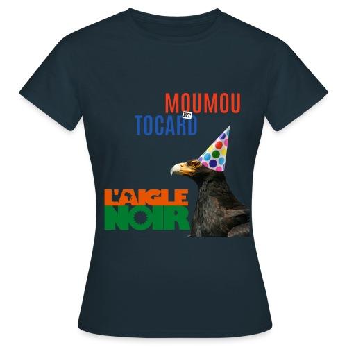 L'aigle noir - T-shirt Femme