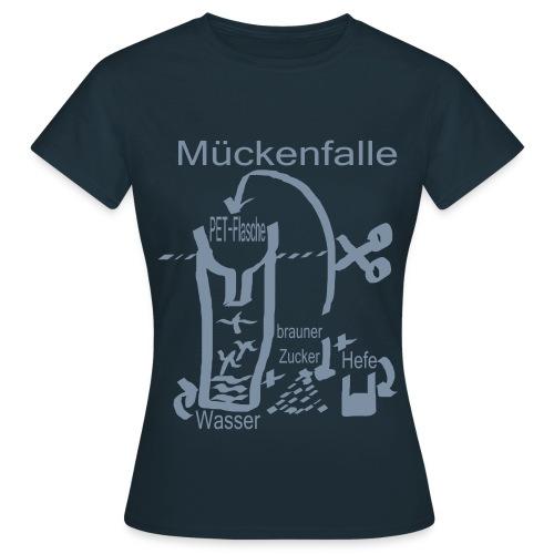 Mücken - Frauen T-Shirt