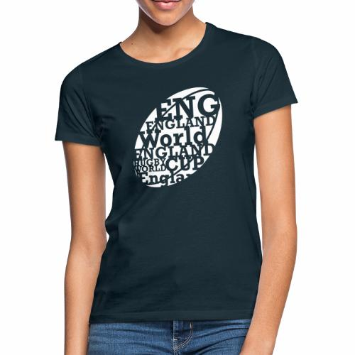 England Rugby World Cup - Women's T-Shirt