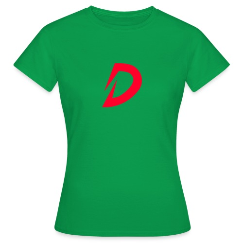 Destra Logo by Atelier render red - Vrouwen T-shirt