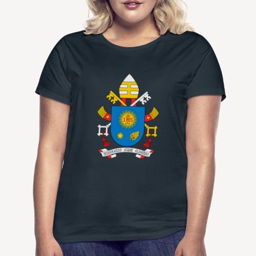 PAPAL CREST - Women's T-Shirt