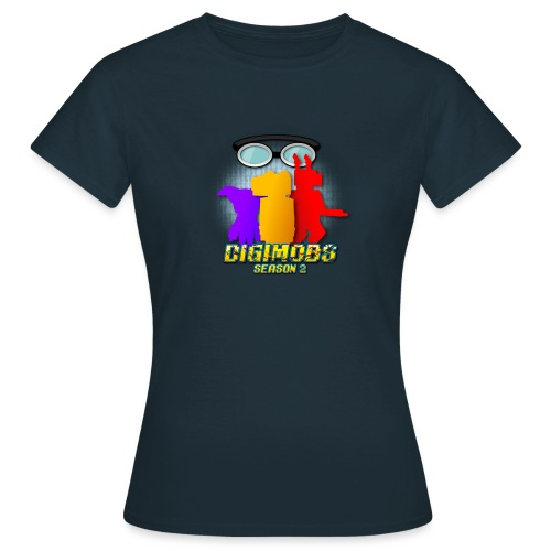 Digimobs Season 2 - Women's T-Shirt