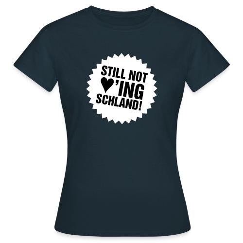 snls weiß schwarz png - Frauen T-Shirt