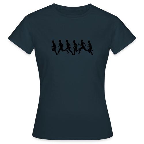 runners-33482_960_720 - T-shirt dam
