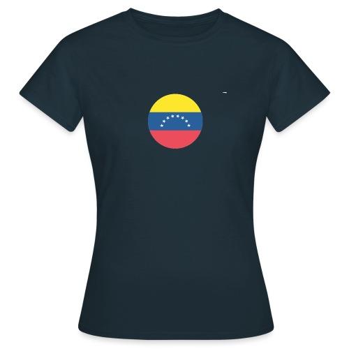 orgullo venezolano - Camiseta mujer