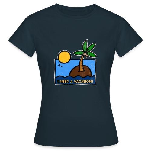 Vacation-png - Maglietta da donna