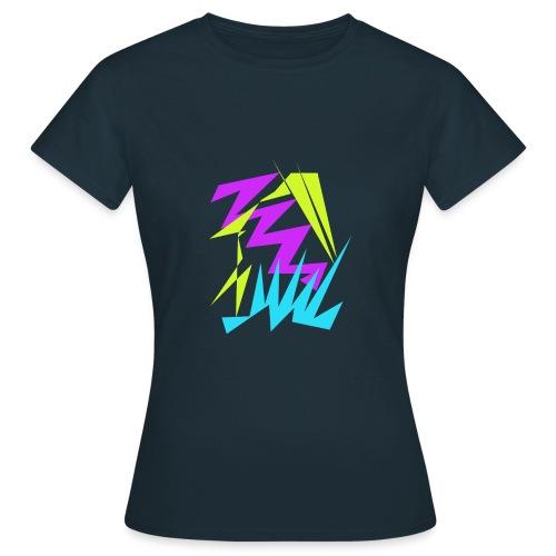 Farben Chaos - Frauen T-Shirt