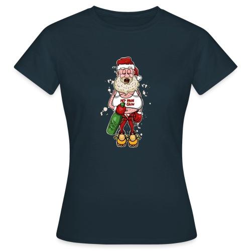 Bad Santa / Weihnachtsmann - Frauen T-Shirt