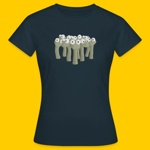 Worm gathering - T-shirt dam