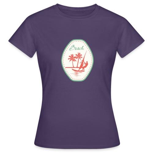 Beach - Women's T-Shirt