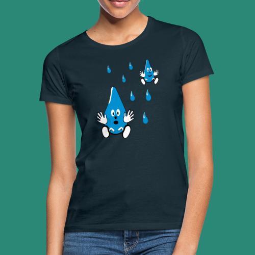Tropfen - Frauen T-Shirt