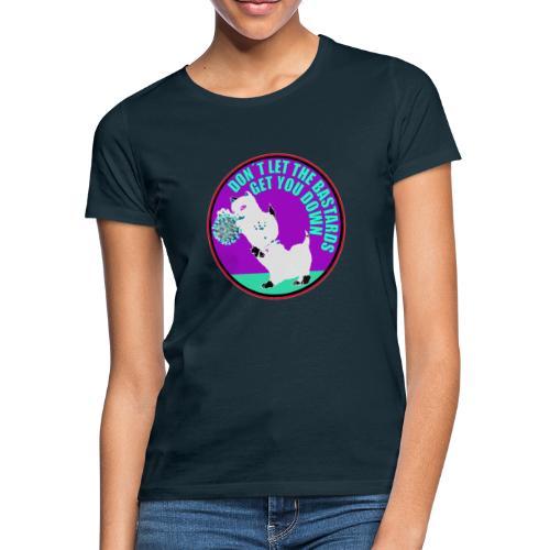 Kaetzchen vs. Virus - Frauen T-Shirt