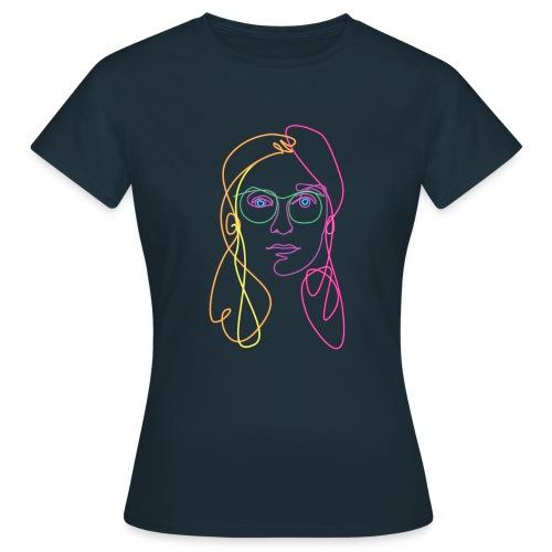 elissa line - Vrouwen T-shirt