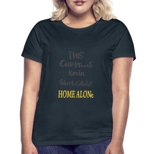 Kevin McCallister Home Alone - Koszulka damska