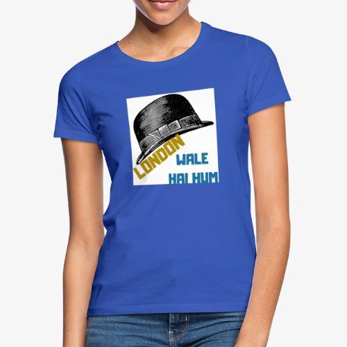 LONDON WALE - T-shirt dam