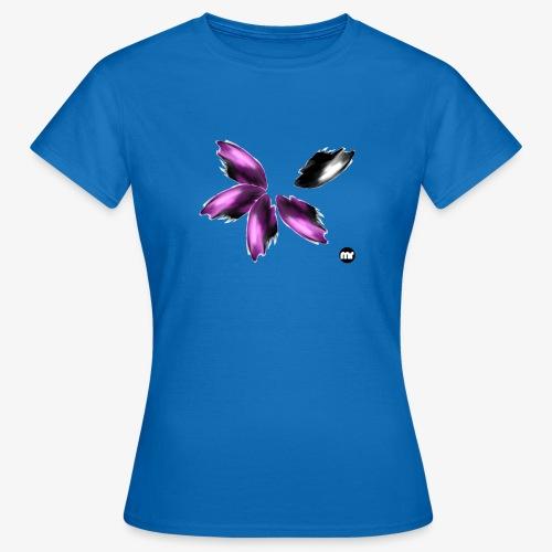 Sembran petali ma è l'aurora boreale - Maglietta da donna