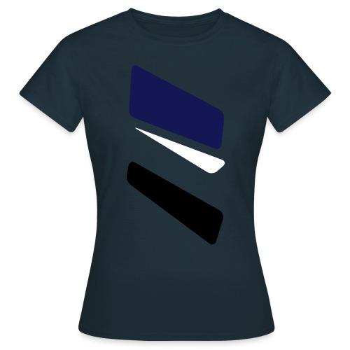 3 strikes triangle - Women's T-Shirt