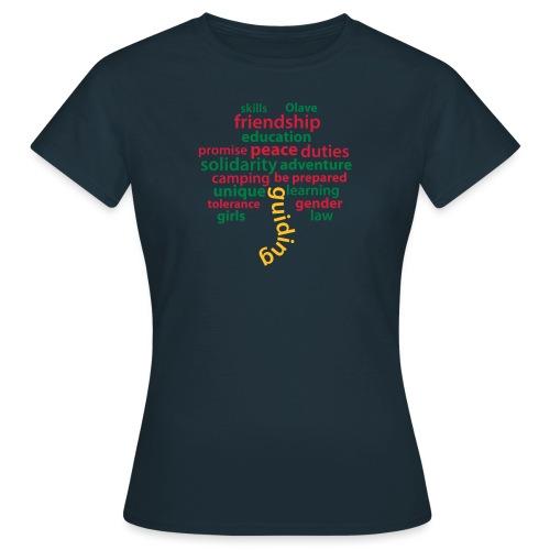 Guiding is ... - Women's T-Shirt - Women's T-Shirt