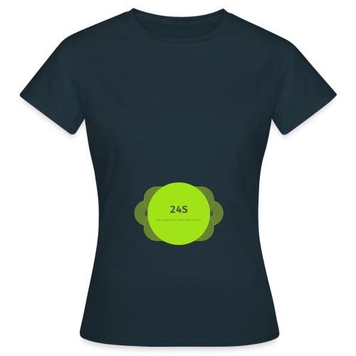 The Official 24S Logo - Women's T-Shirt
